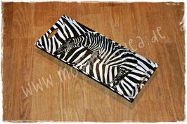Mini-Tablett Großes Zebra