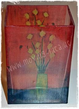 """Breit-Vase """"Blume I"""""""