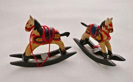 5187 Cheval à bascule miniature
