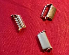 Schnalle + Ösen für Hosenträger