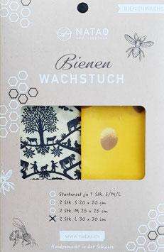 Bienenwachstuch Duopack L, SWISS-Edition 04