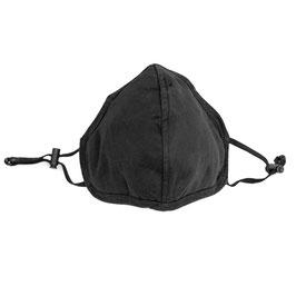 Maske verstellbar, bequem den ganzen Tag zu tragen