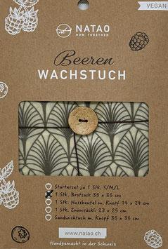 Beerenwachs Brotsack, Korn (35x35)