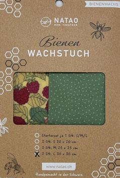Bienenwachstuch Duopack,  L
