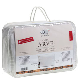 Arvenkissen Uorsin inkl. ARVE Raumspray Bio 100ml