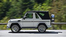 Capote pour Mercedes Classe G cabriolet