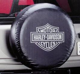 Couvre-roue avec logo Harley Davidson nouveau modèle