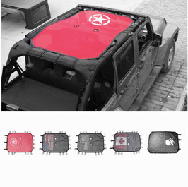Bikini pour Jeep Wrangler JK 4 portes