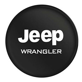 Couvre-roue avec marquage Jeep Wrangler