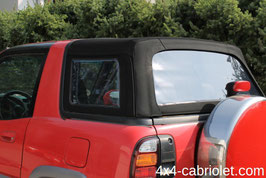 Capote pour Toyota Rav4 cabriolet