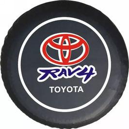 Couvre-roue avec marquage Toyota Rav4 - Nouveau modèle