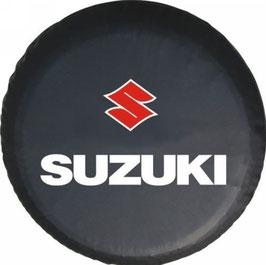 Couvre-roue avec marquage Suzuki
