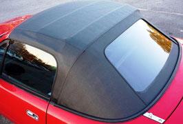 Capote Mazda Mx5 - Vitrage arrière en plastique