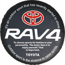 Couvre-roue avec marquage Toyota Rav4