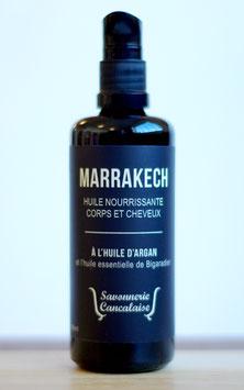 "Huile corps ""Marrakech"""