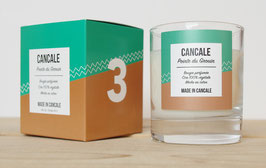 Bougie parfumée N°3 CANCALE