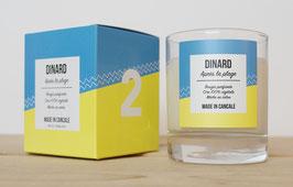 Bougie parfumée N°2 DINARD