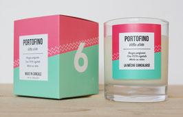 Bougie parfumée N°6 PORTOFINO