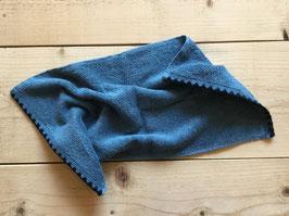 Essuie-mains en éponge Bleu Stone