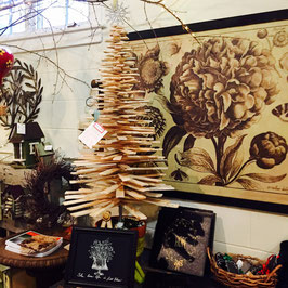 Hand Crafted Wooden Christmas Tree