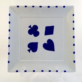 """Square Plate - Medium (7.75"""")"""