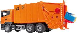 SCANIA R-Serie Müll-LKW (orange)