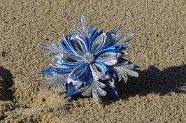 Haarclip Snowflake