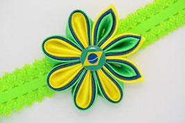 Haarband Brasilien