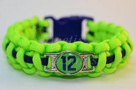 Armband Football Nummer