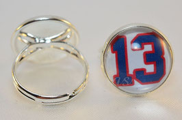 Ring Nr. 13 Beckham Jr.