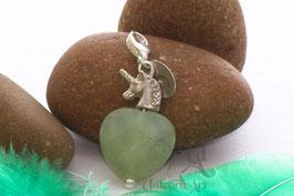 Einhorn mit Jade