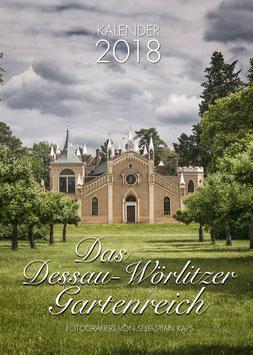 2 Kalender Das Dessau-Wörlitzer Gartenreich