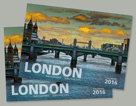 2 XXL London Calendars