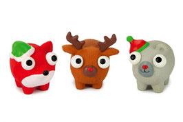 Beeztees Weihnachtsspielzeug Latex