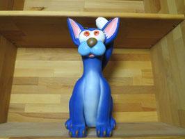 Hund H 31cm B 18cm