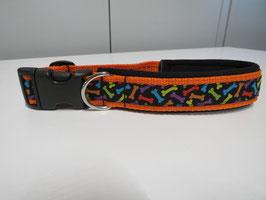 Halsband (Kochen) 40cm -43cm  B 3,5 cm