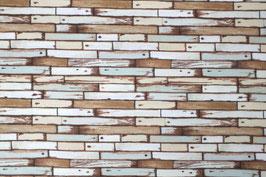 Patchworkstoff mit Planken