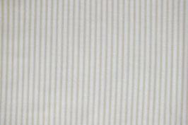 Patchworkstoff mit beigen Streifen