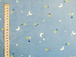 Nickistoff mit Sternen