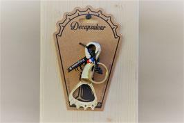 Tom Pouce porte clé manivelle
