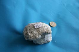 Celestien ( Celestine, Celestiet) Cluster 387 gram
