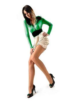 MONA CALZE Collant MADE IN ITALY LISSEA Velato Mod. LISSEA 15 Denari con Tassello Corpino e Punte Rinforzate