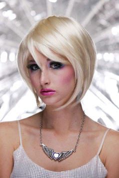 Cheerleader Wig Hot Blond - Parrucca Bionda a Caschetto |LC0192|