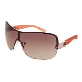 GUESS Occhiali da Sole Mod. GF0274_28F Lenti UV2 Colore Rosa + Custodia Originale