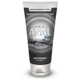 Lube4lovers Lubrificante Anale Anal Touch 100 ml |00500485|