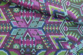 Baumwollstoff Beadwork Michael Millers Fabrics