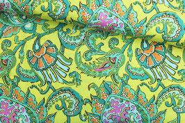Baumwollstoff Rowan Fabrics Soul Blossoms-Dancing
