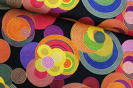 Baumwollstoff concentric Alexander Henry Fabrics