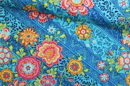 Baumwollstoff Lark-Heirloom-Blue Sky Rowan Fabrics