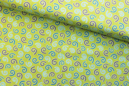 Baumwollstoff Savoy Swirls Marcus Fabrics